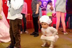 Dětský maškarní karneval 1.4. 2017