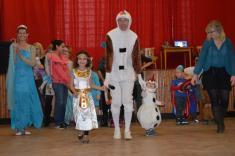 Dětský maškarní karneval 18.2.2018